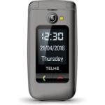 "TELME X200 2.4"" 90g Grey"
