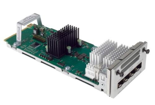 Cisco C3850-NM-4-1G= network switch module Fast Ethernet,Gigabit Ethernet