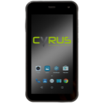 """Cyrus CS 22 Xcited 11.9 cm (4.7"""") 2 GB 16 GB Dual SIM 4G Black 3000 mAh"""