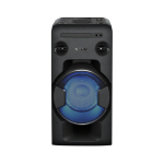 Sony MHCV11 Freestanding Public Address (PA) system Black Public Address (PA) system