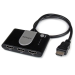 StarTech.com 3 Port HDMI Auto Switch w/ IR Remote Control