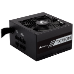 Corsair CP-9020131-AU 750W ATX Black power supply unit