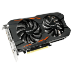 Gigabyte GV-N105TWF2OC-4GD graphics card NVIDIA GeForce GTX 1050 Ti 4 GB GDDR5