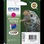 Epson Owl T0793 Tintenpatrone 1 Stück(e) Original Magenta