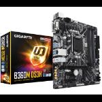 Gigabyte B360M DS3H Intel B360 Express LGA 1151 (Socket H4) Micro ATX motherboard