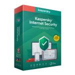 Kaspersky Lab Internet Security 2020 1 license(s)