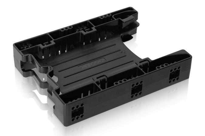 """Icy Dock EZ-Fit Lite MB290SP-B HDD/SSD enclosure 2.5"""" Black"""