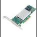 Microsemi 1000-8i tarjeta y adaptador de interfaz mini SAS Interno