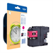 Brother LC-125XLM Ink cartridge magenta, 1.2K pages