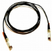 """Cisco 10GBASE-CU, SFP+, 2.5m networking cable 98.4"""" (2.5 m) Black"""