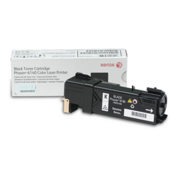 Xerox 106R01480 Toner black, 2.6K pages @ 5% coverage
