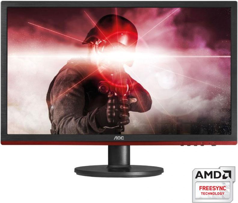 AOC 24' 1ms 75Hz Full HD FreeSync Gaming Monitor - HDMI/DP/VGA, Speaker,GameModes, VESA100mm