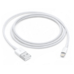 Apple MD818ZM/A mobile phone cable USB A Lightning White 1 m