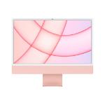 Apple iMac 24-inch with Retina 4.5K display: M1В chip with 8_core CPU and 8_core GPU, 256GB - Pink (2020)
