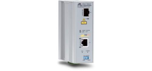 Allied Telesis AT-IMC1000TP/SFP-80 network media converter 1000 Mbit/s 1310 nm Grey