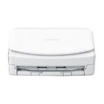 Fujitsu ScanSnap iX1600 ADF + Manual feed scanner 600 x 600 DPI A4 Gray, White