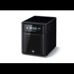 Buffalo TeraStation WS5400DR Ethernet LAN Black Storage server