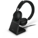 Jabra Evolve2 65, UC Stereo Auriculares Diadema Negro