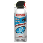 Maxell Blast Away Equipment cleansing air pressure cleaner hard-to-reach places