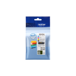 Brother LC-3219XLVALDR Ink cartridge multi pack, 3000pg + 3x1500pg, Pack qty 4 LC3219XLVALDR