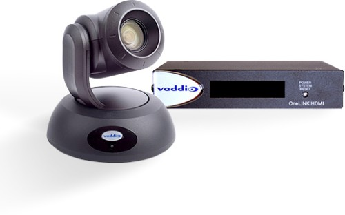 Vaddio RoboSHOT 30 OneLINK HDBT Full HD 2.38MP video conferencing system