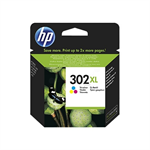 HP F6U67AE (302XL) Ink cartridge color, 330 pages, 8ml