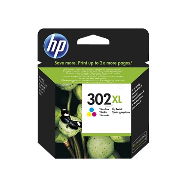 HP F6U67AE (302XL) Printhead color, 330 pages, 8ml