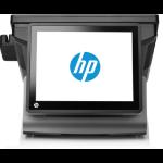 "HP rp 7800 G540 38.1 cm (15"") 1024 x 768 pixels Touchscreen Black"