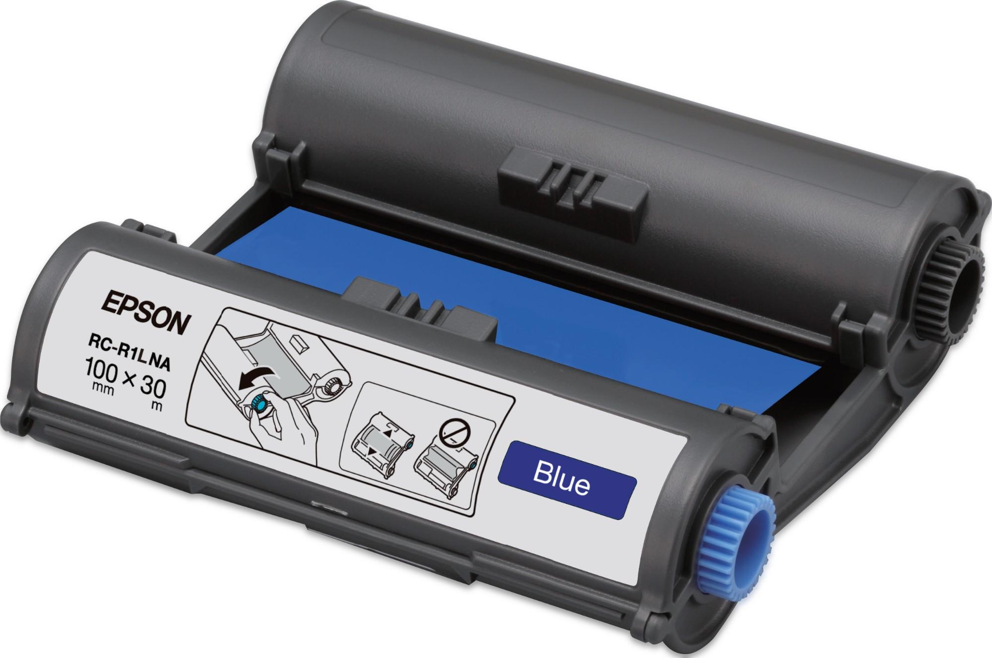 Epson Cinta RC-R1LNA azul 100 mm
