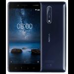 """Nokia 8 13.5 cm (5.3"""") 4 GB 64 GB Blue 3090 mAh"""