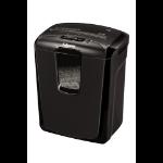 """Fellowes Powershred 49C paper shredder Cross shredding 9.02"""" (22.9 cm) 70 dB Black"""