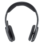 Logitech H800 Binaural Head-band Black headset