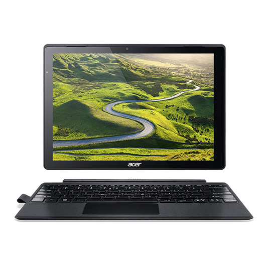 "Acer Aspire Switch Alpha 12 SA5-271-56ZK 2.3GHz i5-6200U 12"" 2160 x 1440pixels Touchscreen Black Hybrid (2-in-1)"