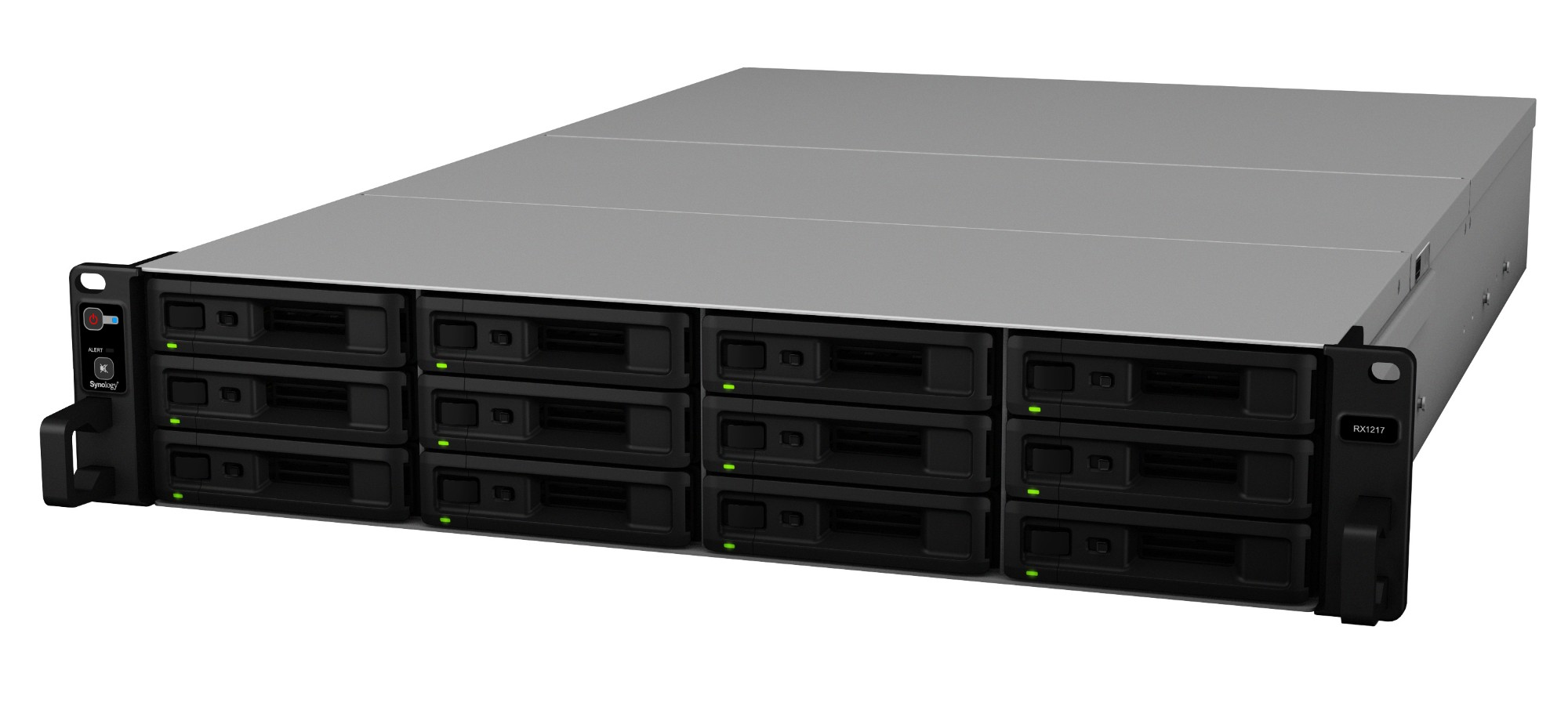 Synology RX1217/168TB GOLD 12 Bay Rack