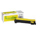 Kyocera 1T02HMAEU0 (TK-550 Y) Toner yellow, 6K pages @ 5% coverage