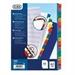 Elba 100204603 divider Multicolor