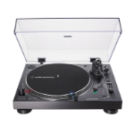 Audio-Technica AT-LP120XUSB Direct drive audio turntable Black