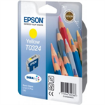 Epson C13T03244010 (T0324) Ink cartridge yellow, 420 pages, 16ml