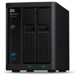 Western Digital My Cloud PR2100 NAS Desktop Ethernet LAN Black N3710