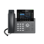 Grandstream Networks GRP2615 IP phone Black, Grey Wired handset TFT 10 lines Wi-Fi