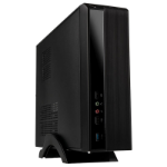 Kolink KLM-002 computer case Micro Tower Black