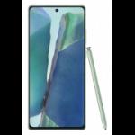 "Samsung Galaxy SM-N980F 17 cm (6.7"") 8 GB 256 GB 4G USB Type-C Green Android 10.0 4300 mAh"