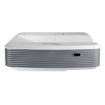 Optoma X319UST Desktop projector 3200ANSI lumens DLP XGA (1024x768) 3D Grey data projector
