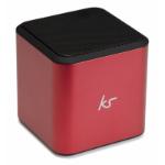 KitSound Cube Wireless Black, Pink 3 W