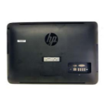 HP 754737-001 All-in-One Rear panel computer case part