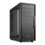 Sharkoon VS4-S computer case Midi-Tower Black