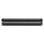 Lindy 20758 2U patch panel