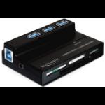 DeLOCK 91721 card reader Black USB 3.0