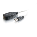 C2G 12m USB 2.0 cable USB USB A Blanco