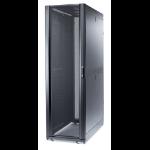 APC NetShelter SX 48U Freestanding rack Black